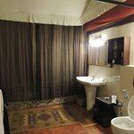  Bathroom - luxuriously huge!
