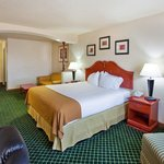 Holiday Inn Express Hinesville/Fort Stewart King Bed Suite