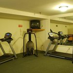 Fitness Center at the Holiday Inn Express South Burlington Vermont