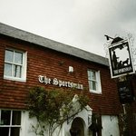 The Sportsman Inn resmi