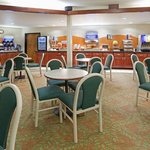 Colorado Springs Hotel Breakfast Area