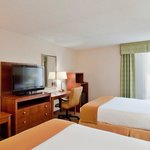  Our spacious guest rooms are the perfect place to relax
