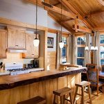  Tamarack Cabin Interior 2