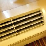  dead bugs in ac unit
