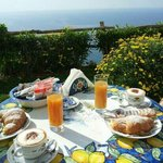 colazione con vista