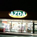 AZDA's just a walk away!