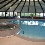  Indoor Heated Swimming Pool at Crowne Plaza Cleveland South