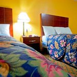 Passport Inn Middletown CT, 2 Double beds