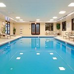  Our Indoor Pool is perfect for a morning swim!