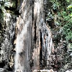  Diamond Falls in the Botanical Gardens