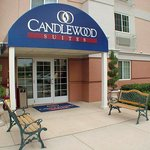  Candlewood Suites Hotel Dallas Las Colinas Entrance