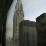  view from room on 34th floor
