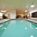 Take a dip in our beautiful Indoor Swimming Pool open all year