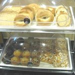 Breakfast buffet ~ Pastry & bread