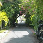  Laneway from Jalan Laksmana Uma Sepna