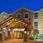  Staybridge Suites Albuquerque North Entrance