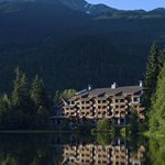 Nita Lake Lodge And Whistler Mountain