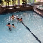  Newly Renovated Salt Water Pool and Hot Tub