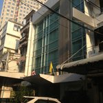  CityPoint Hotel entrance