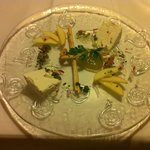 60 Euro course - cheese
