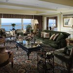 Royal Suite Living Room