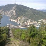  Portovenere dalla vetta di Palmaria