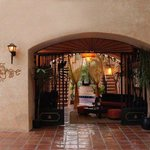 Private And Gated Entrance