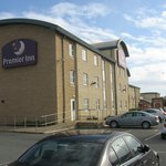 Premier Inn Southport Central resmi