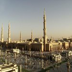  Masjid Al Nabi View from some suites only