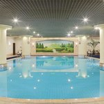  Take a refreshing dip in the heated indoor swimming pool
