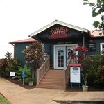 Kona Coffee Co. near Waimea