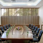 Lubyanka Meeting Room - long table