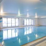 Swimming Pool at Holiday Inn Taunton