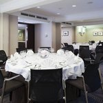  Stratton suite set up for private dinning