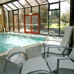 Holiday Inn Hotel Bristol Indoor Pool