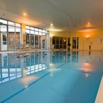  Indoor Heated Swimming Pool at The Spirit Club Ipswich