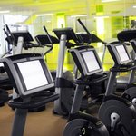 Health Club - Cardio Training Room