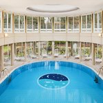 Indoor and Heating Swimming Pool with Jacuzzi