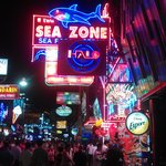  Sea Zone in Walking Street