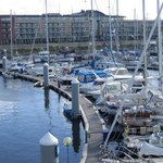 Hotel and Seaport Marina