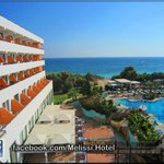  Melissi Beach Hotel - Panoramic Pool Area
