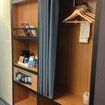  Room amenities with a &#39;wardrobe&#39;
