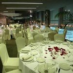 INDOOR POOL - GALA DINNER