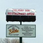 Foto de Holiday Inn Big Rapids
