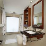 Deluxe One Bedroom Suite Bathroom