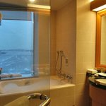Deluxe Bathroom With Bay View