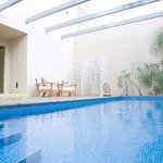 Spa private pool