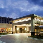  Exterior of Norfolk Marriott Chesapeake