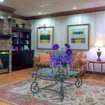 CountryInn&Suites Petersburg Lobby