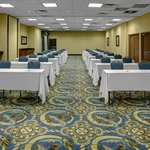 Flexible meeting space to suit a variety of requirements